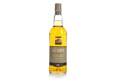 Lot 23-SCAPA AGED 14 YEARS