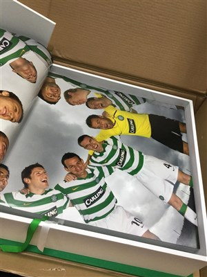 Lot 1840 - THE CELTIC F.C. OPUS LIMITED EDITION PUBLICATION