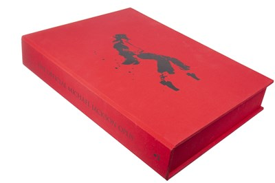 Lot 1626 - THE OFFICIAL MICHAEL JACKSON OPUS BOOK (2009)
