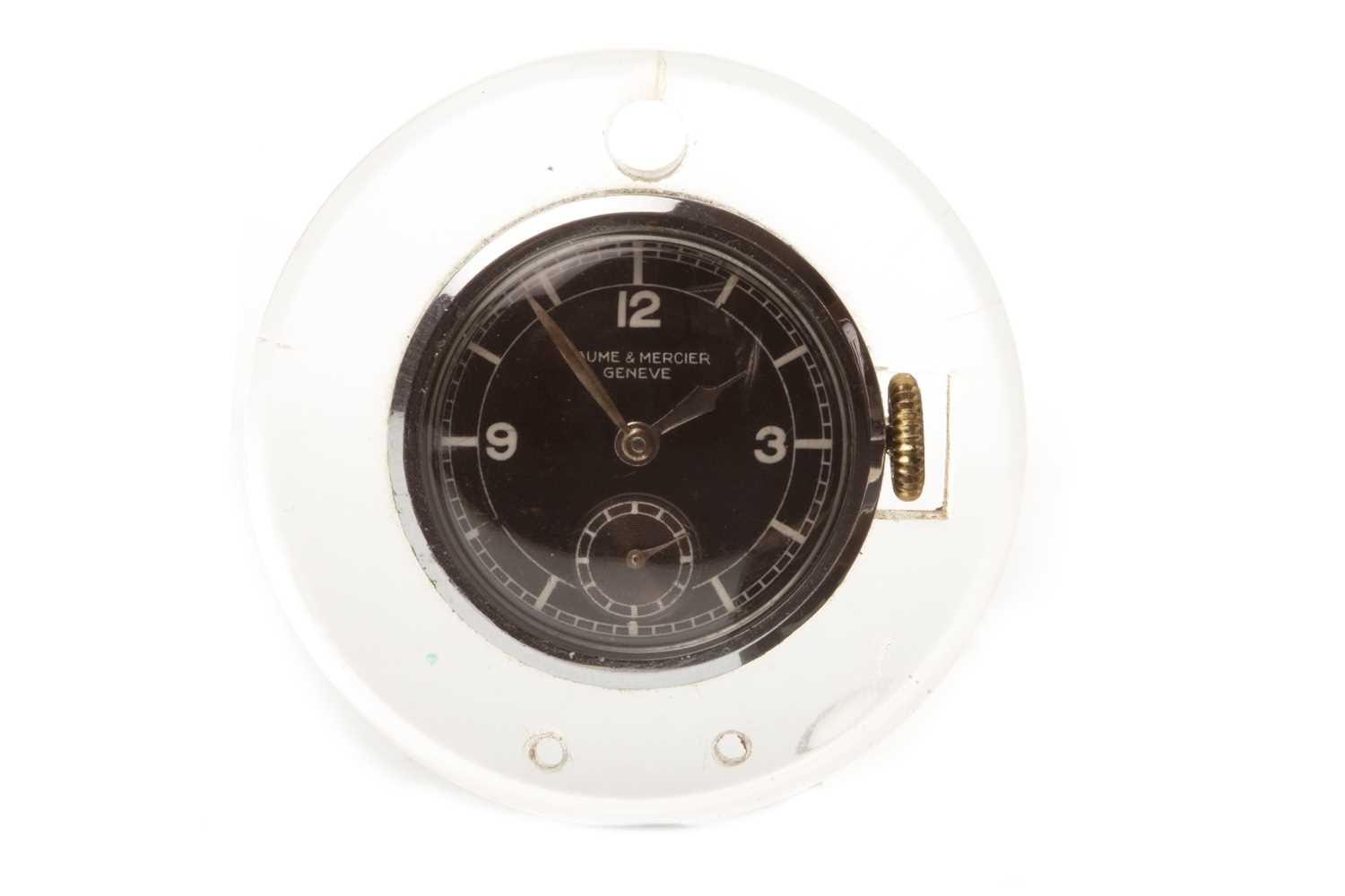 Lot 776-A CONVERTED BAUME & MERICER WATCH
