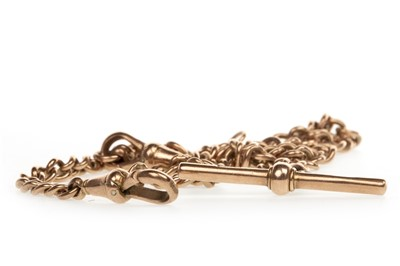 Lot 778-A CURB LINK WATCH CHAIN