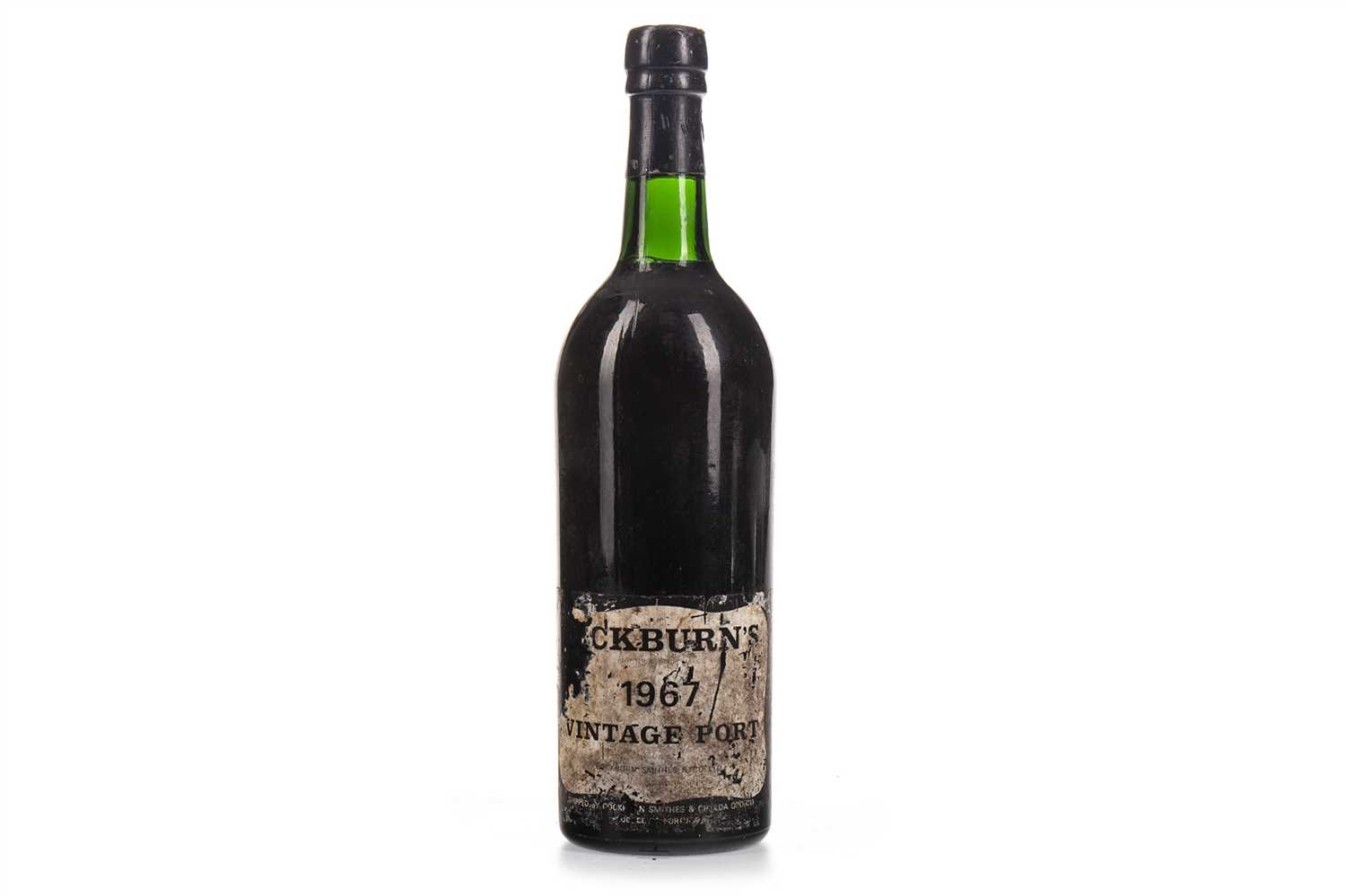 Lot 1014-COCKBURN'S 1967