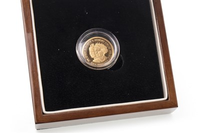 Lot 514-A GIBRALTAR GOLD HALF SOVEREIGN