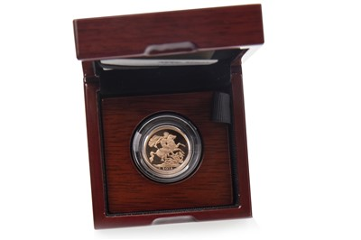 Lot 515-A THE ROYAL MINT SOVEREIGN