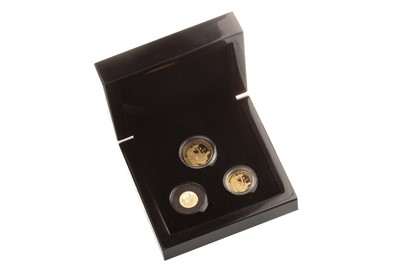 Lot 519-A DIAMOND JUBILEE SOVEREIGN SET