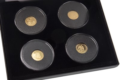 Lot 526-A GOLD COIN COLLECTION