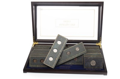 Lot 543-A 'COLLECTIBLE COINS OF AMERICA' SET