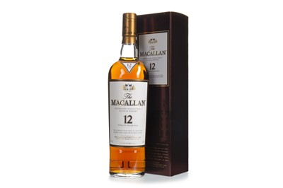 Lot 312-MACALLAN 12 YEARS OLD