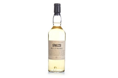 Lot 36-AULTMORE AGED 12 YEARS FLORA & FAUNA