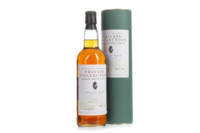 Lot 47-IMPERIAL 1990 PRIVATE COLLECTION SHERRY WOOD