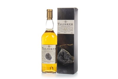 Lot 315-TALISKER 10 YEARS OLD - 20CL