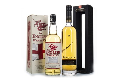 Lot 329-ST GEORGES CHAPTER 6 AND PENDERYN GRAND SLAM EDITION 2008
