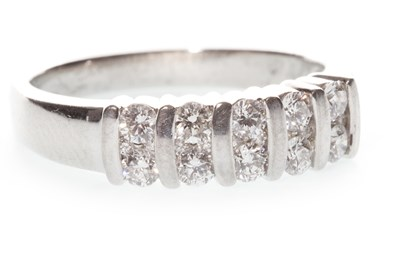 Lot 62-A DIAMOND DRESS RING
