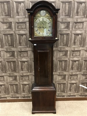 Lot 1391-A 19TH CENTURY LONGCASE CLOCK