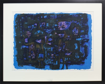 Lot 527-UNTITLED, BY HENRY CLIFFE