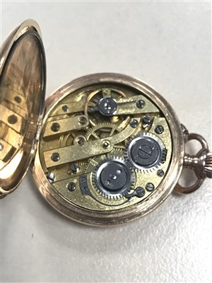 Lot 788-A LADY'S CONTINENTAL FOB WATCH