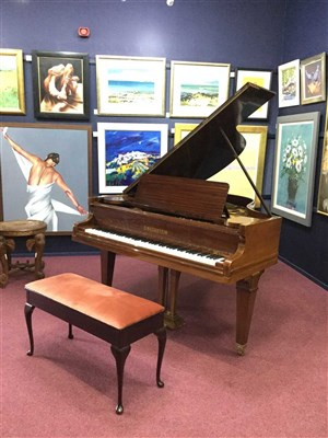 Lot 1396-A BECHSTEIN BABY GRAND PIANO