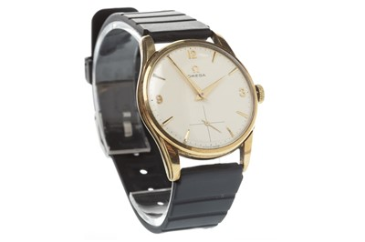 Lot 791-A GENTLEMAN'S OMEGA GOLD WATCH