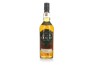Lot 340-GLEN ORD AGED 12 YEARS