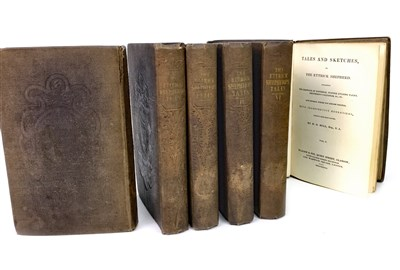 Lot 1596 - TALES AND SKETCHES BY THE ETTRICK SHEPHERD