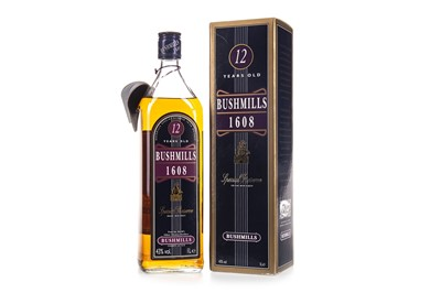 Lot 429-BUSHMILL'S 1608 SPECIAL RESERVE - ONE LITRE