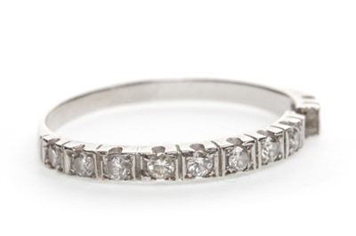 Lot 28-A DIAMOND BAND