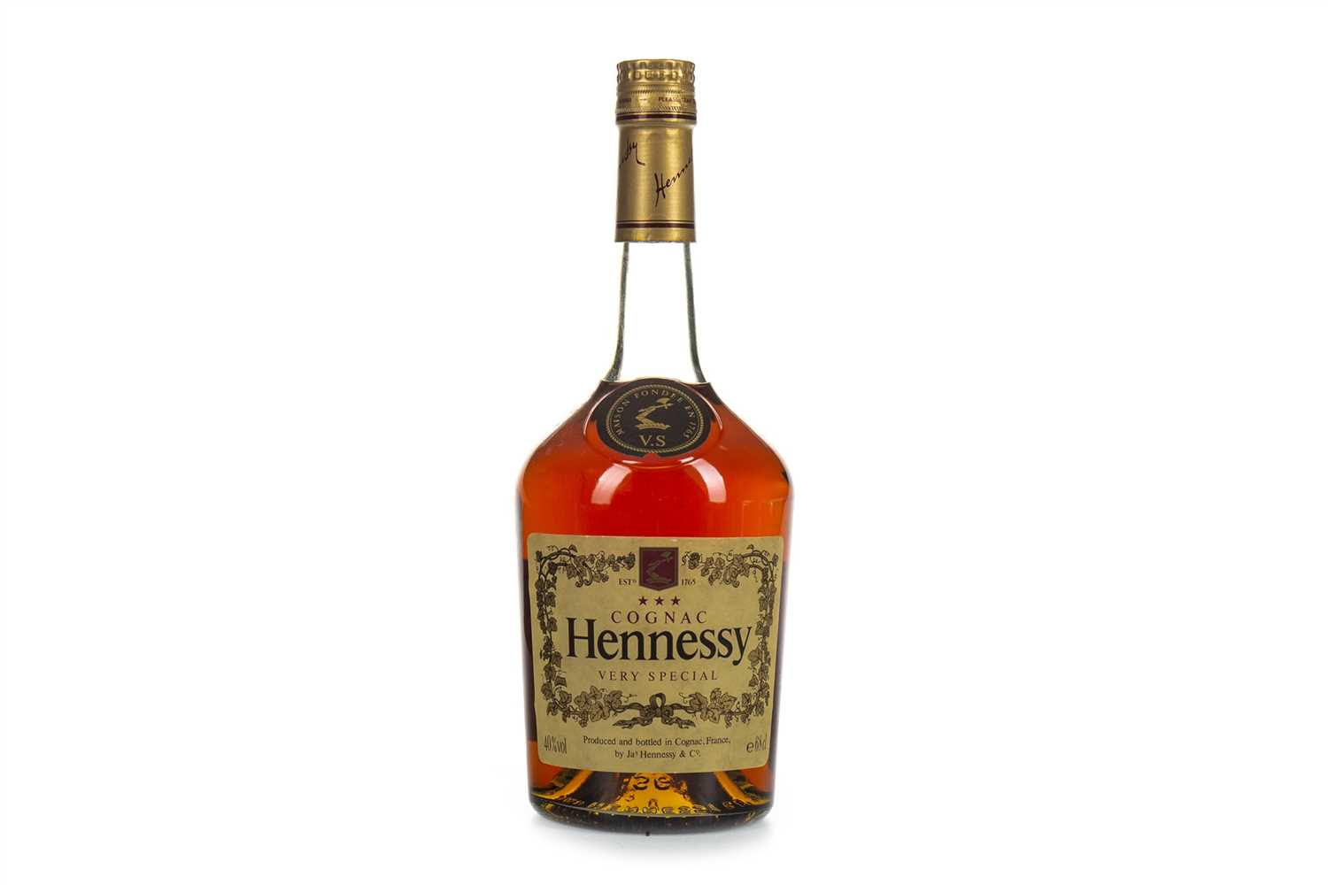 Lot 1028-HENNESSY VS