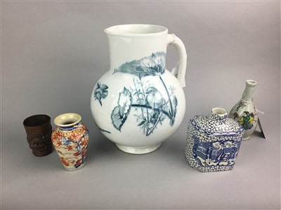 Lot 50-A LOT OF CHINESE AND OTHER CERAMICS