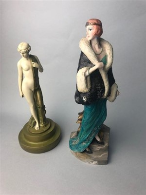 Lot 33-A LOT OF FIGURES OF LADIES