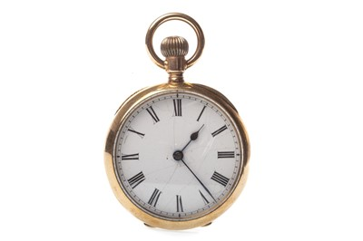 Lot 795-A LADY'S FOB WATCH