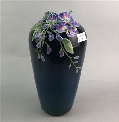 Lot 8-A VASE BY FRANZ