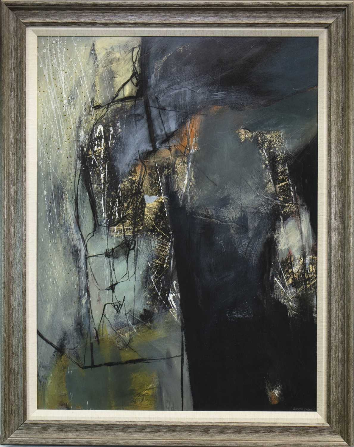 Lot 605-UNTITLED, A MIXED MEDIA BY KIRSTIE COHEN