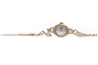 Lot 799-A LADY'S GOLD ROTARY WATCH