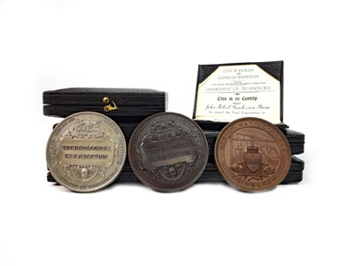Lot 840-A LOT OF LATE 19TH AND 20TH CENTURY ACADEMIC MEDALS