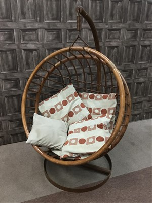 Lot 841-A 1970S SWING CHAIR