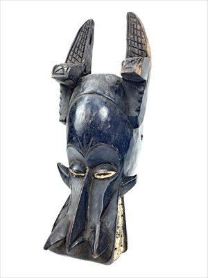 Lot 1094-A SENUFO WANYUGO MASK