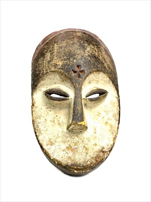 Lot 1098-A KWELE MASK