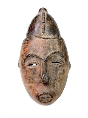 Lot 1087-AN IGBO GHOST MASK
