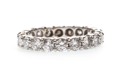 Lot 20A-A DIAMOND ETERNITY RING