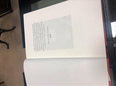 Lot 815-A FOLIO SOCIETY EDITION OF THE BOCCACCIO OF DECAMERON