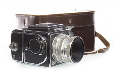 Lot 1109-A ZENITH 80 CAMERA IN FITTED CASE