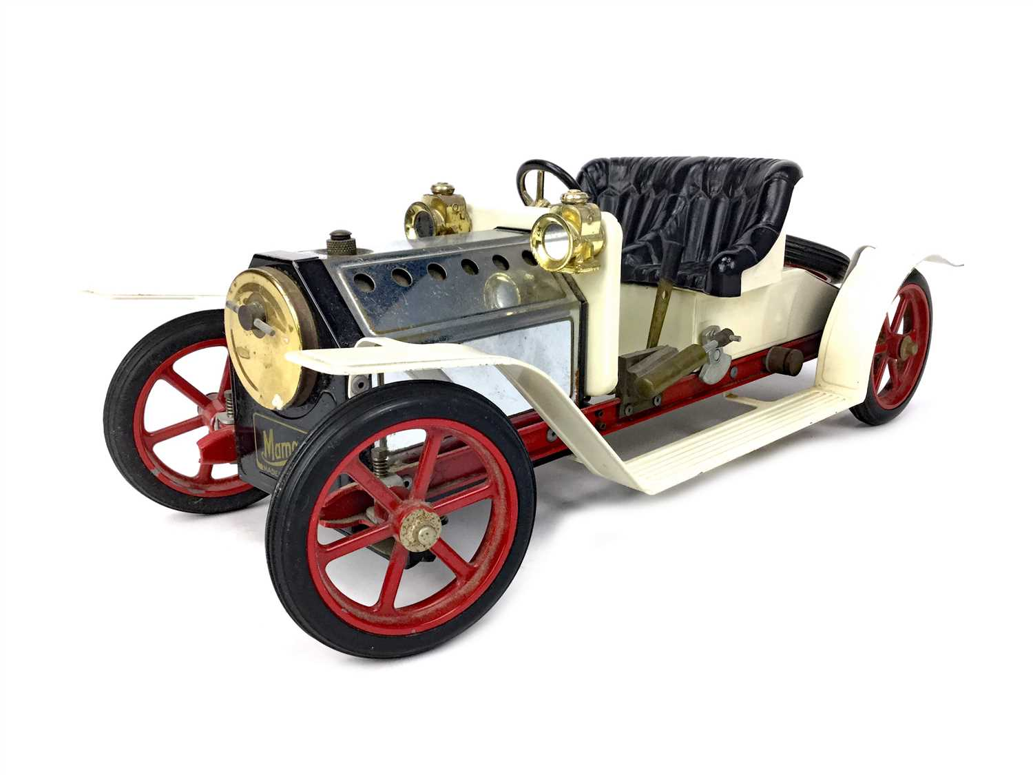 Lot 813-A MAMOD STEAM POWERED ROADSTER