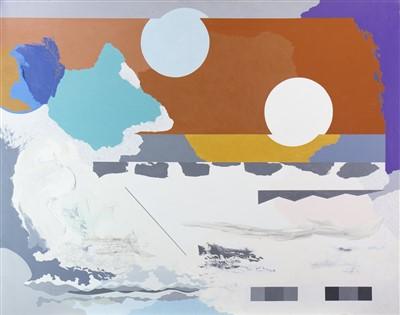 Lot 626-COMPOSITION, AN OIL BY GEOFF MACEWAN