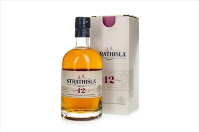 Lot 1301-STRATHMILL 12 YEARS OLD