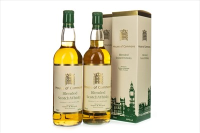 Lot 1405-TWO BOTTLES OF HOUSE OF COMMONS