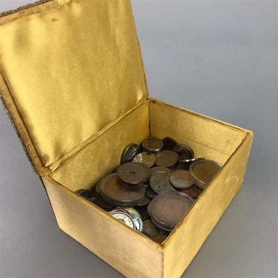 Lot 15-A LOT OF VARIOUS COINS
