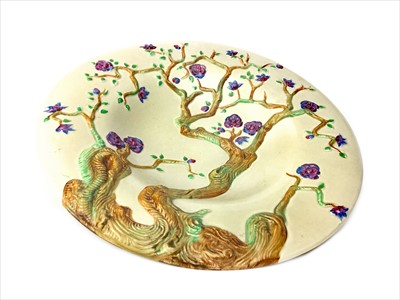 Lot 1246-A CLARICE CLIFF FOR NEWPORT POTTERY PLATE