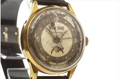 Lot 765-A GENTLEMAN'S LEONIDAS AUTOMATIC WATCH