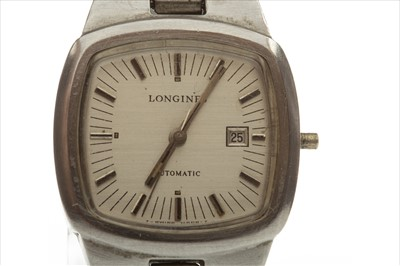 Lot 768-A LADY'S LONGINES WRIST WATCH