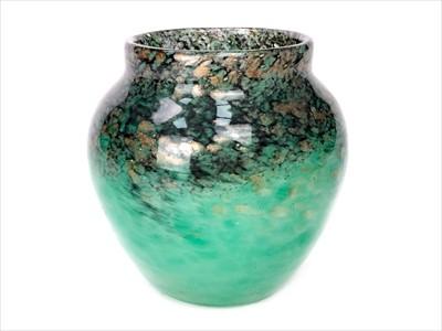 Lot 1256-A MONART GLASS VASE